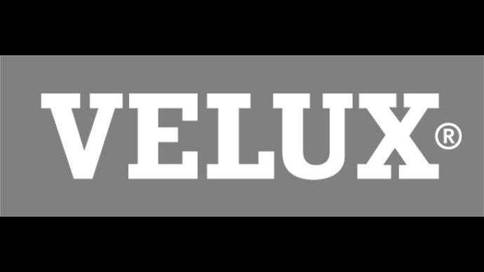 velux logo zwartwit